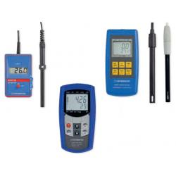 GHM portable devices for water analysis